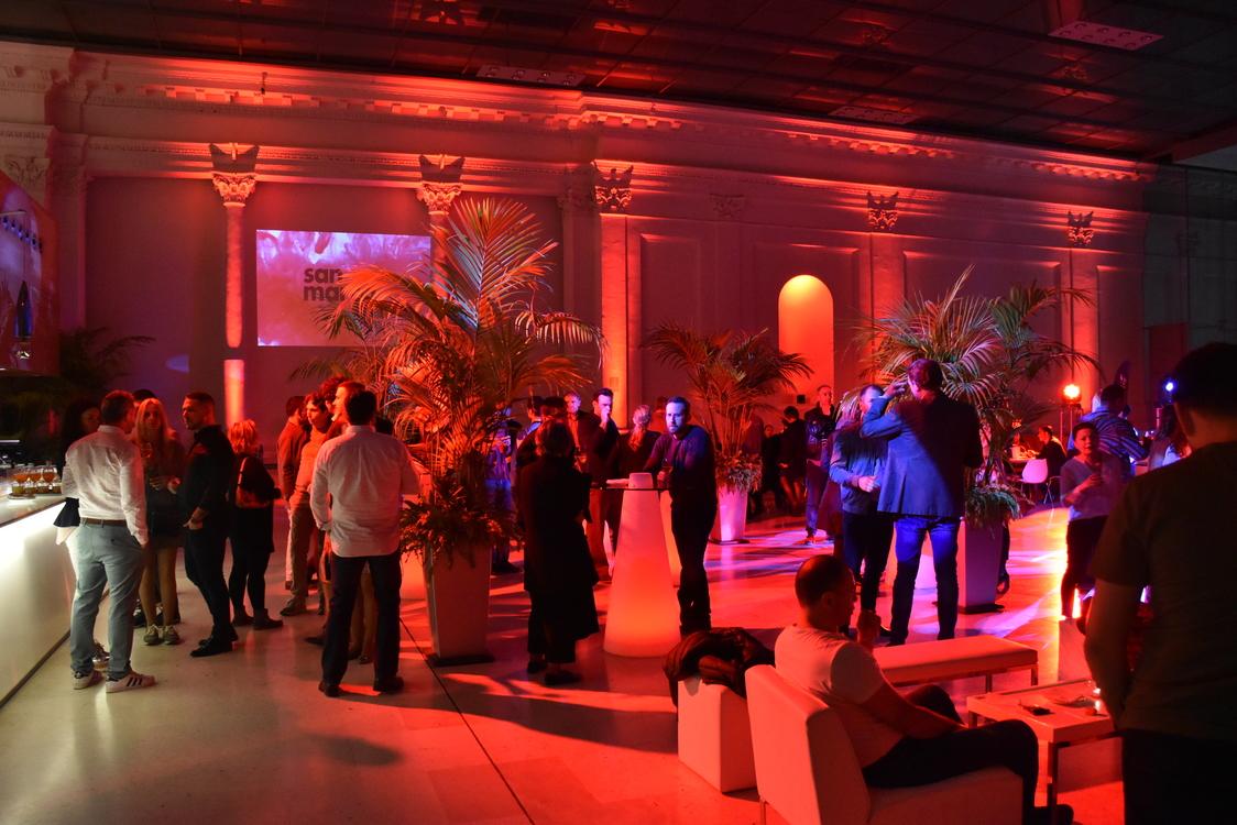 evento open colonna