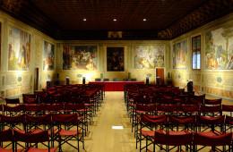 Sala della CARITA