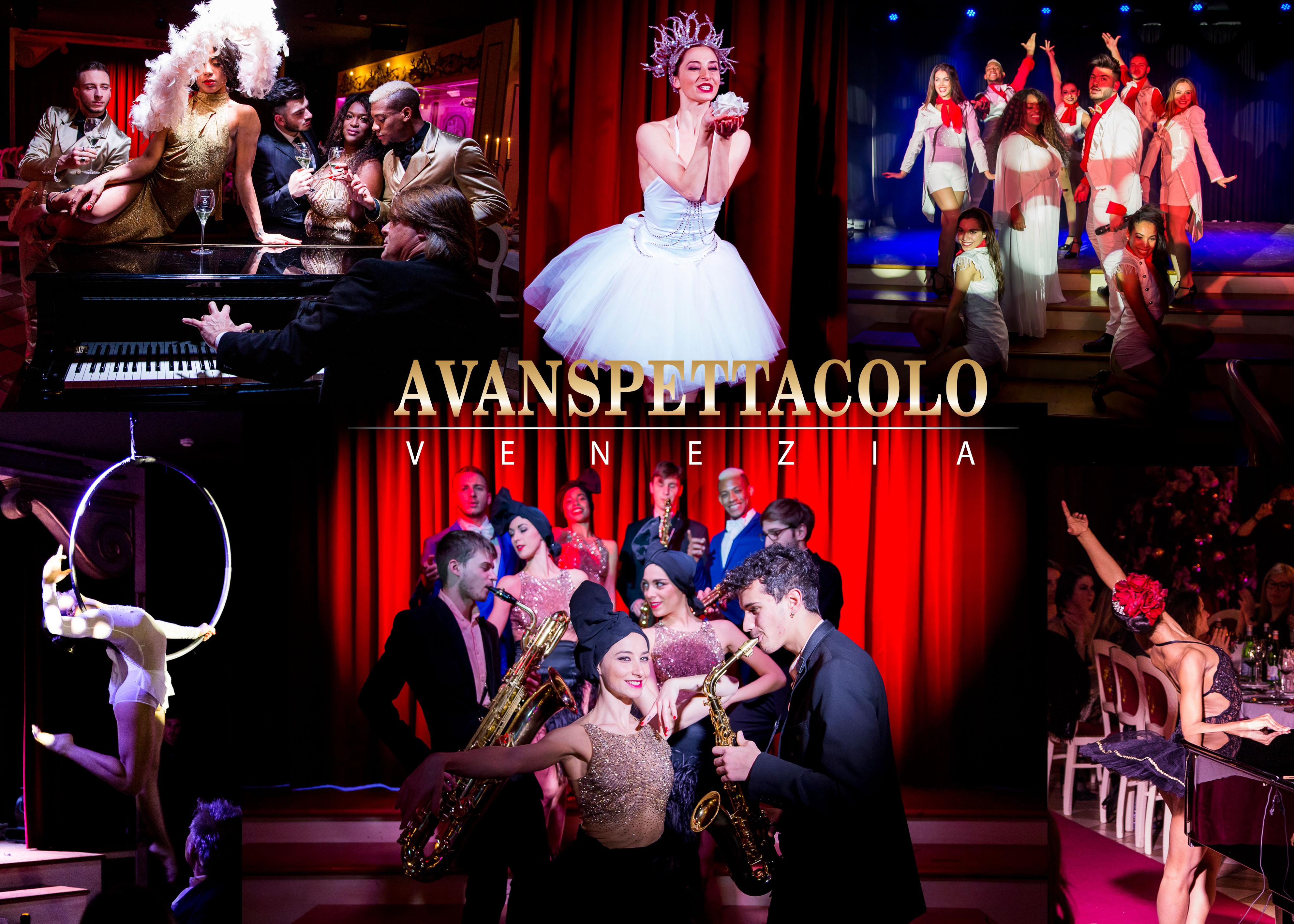 Grand Show Magic_Avanspettacolo Venezia