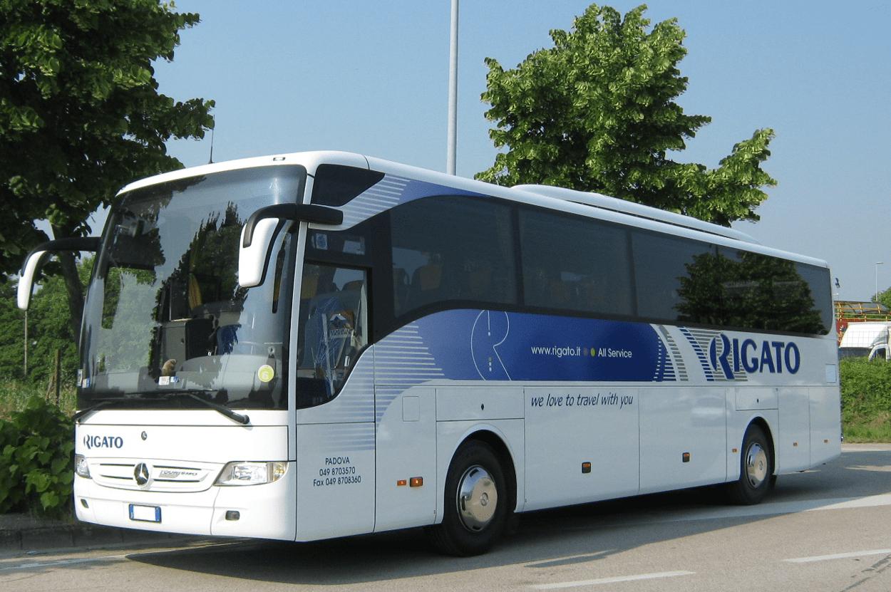 Rigato bus 53 posti
