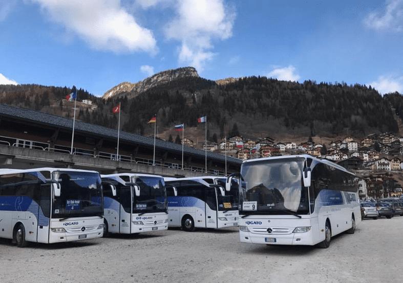 Rigato Noleggio Bus Padova