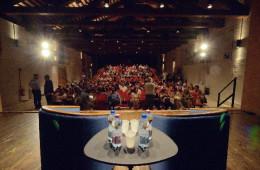 Sala Teatro Comunale Falcone Borsellino