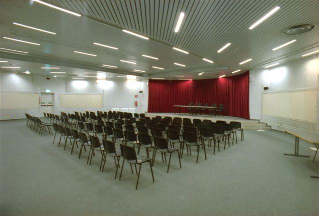 Sale Riunioni Padova : Sala polivalente diego valeri padova convention bureau padova